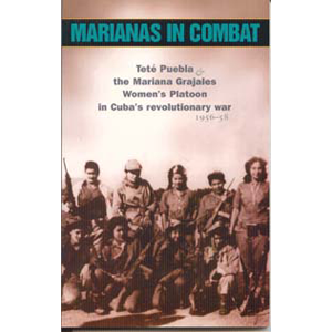 Marianas in Combat; Women's platoon in the Revolutionary war