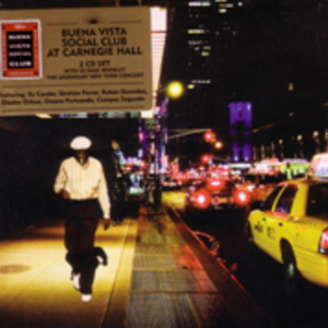 Buena Vista Social Club: Live at Carnegie Hall