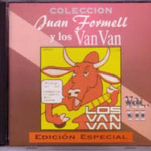 CD: Los Van Van, Juan Formell y: Coleccion - Volume 7