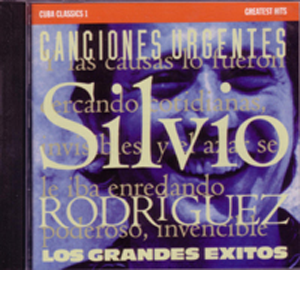 CD: Silvio Rodriguez: Greatest Hits: Canciones Urgentes