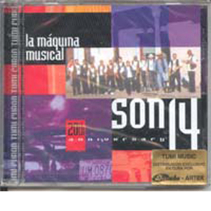 Son 14: La Maquina Musical  (son, salsa, bolero)