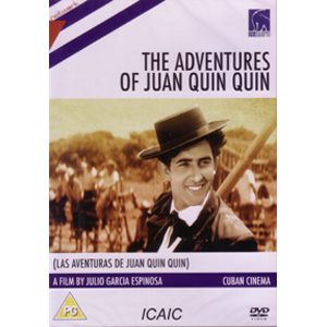 DVD: Feature: Adventures of Juan Quin Quin