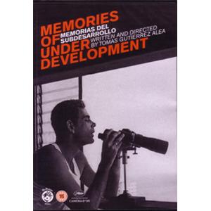 DVD: Feature: Memories of Underdevelopment