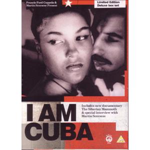 DVD: Soy Cuba - I am Cuba