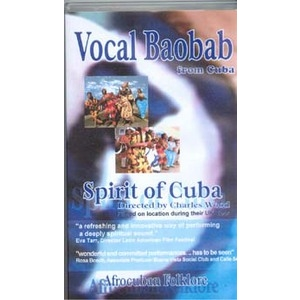 Video: Spirit of Cuba - with Vocal Baobab