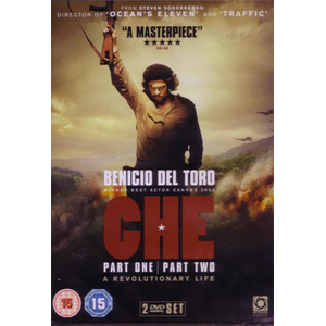 DVD: Feature: Che Part One and Two - A Revolutionary Life - film by Steven Soderbergh