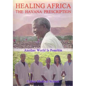 DVD: Doc: Healing Africa - The Havana Prescription