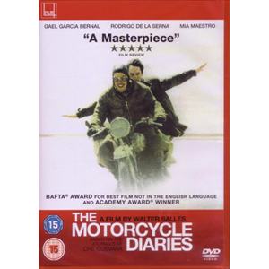DVD: Feature: Motorcycle Diaries (The) - film by Walter Salles