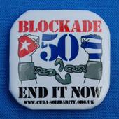 Blockade50 - End it Now badge
