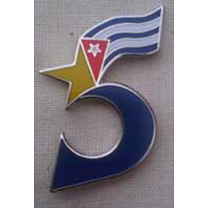 Miami 5 badge