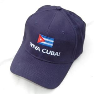 Baseball Cap - Blue - Viva Cuba