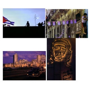 Greetings Cards: Cuba scenes