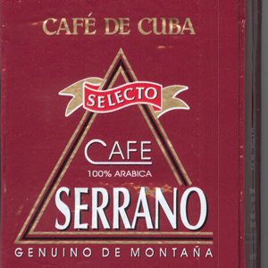 Cuban Coffee - Serrano - 1kg roasted beans