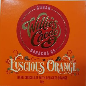 Cuban Chocolate - Luscious Orange