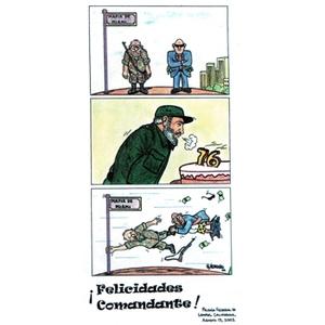 Print 08: Congratulations Comandante