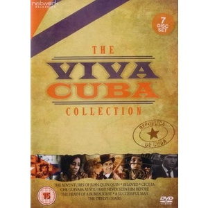 DVD: Feature: Viva Cuba (Box set), 7 Cuban Feature Films
