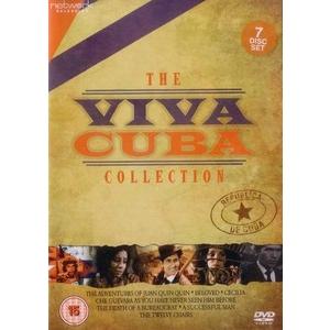 DVD: Viva Cuba (Box set), 7 Cuban Feature Films