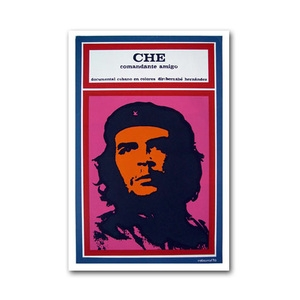 Film poster: Che: Comandante Amigo by Reboiro 1978