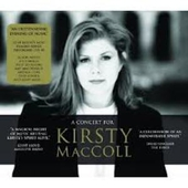 CD: A concert for Kirsty MacColl