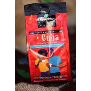 Cuban Coffee: Crystal Mountain Ground Coffee