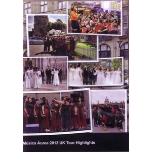 DVD: Doc: Camerata Vocal Musica Aurea UK Tour June - July 2012