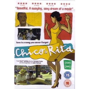 DVD: Feature: Chico y Rita