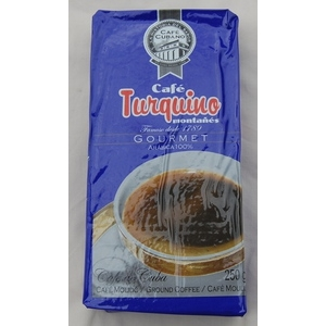 Cuban Coffee: Turquino Coffee Beans 500g