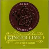 Cuban Chocolate - Ginger & Lime