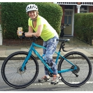 Sponsor FRANCES RIDGWAY on the Cycle Cuba Challenge 2017