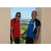 Sponsor MIKE HEDGES + ROB MILLER on the Cycle Cuba Challenge 2017