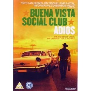 DVD: Buena Vista Social Club: Adios