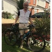 Sponsor JOHN MURPHY on the Cycle Cuba Challenge 2018