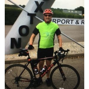 Sponsor LEE GOOSEY on the Cycle Cuba Challenge 2018