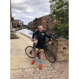 Sponsor MARK PRATT on the Cycle Cuba Challenge 2018