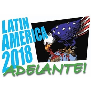 Ticket: Latin America Conference 2018 - Sat 1 December, London