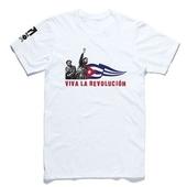 T-Shirt: Cuba60 Viva l...