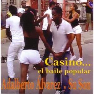 CD: Adalberto Álvarez y su son: Casino…el baile popular