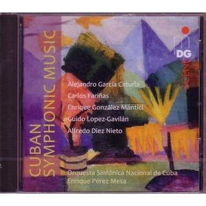 Orquesta Sinfonica Nacional de Cuba: Cuban Symphonic Music