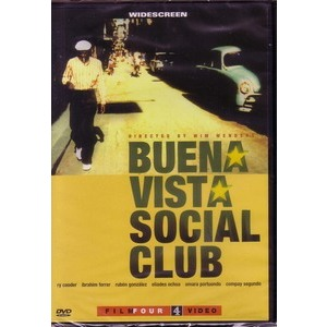 DVD: Buena Vista Social Club