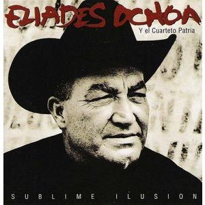 CD: Eliades Ochoa: Sublime Ilusion