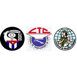 Fridge Magnets: 60 years of Cuban mass organisations CDR, CTC, FMC