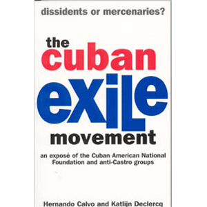 Cuban Exile Movement, The