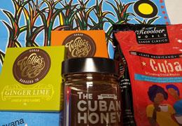 Cuba Foodie gift pack