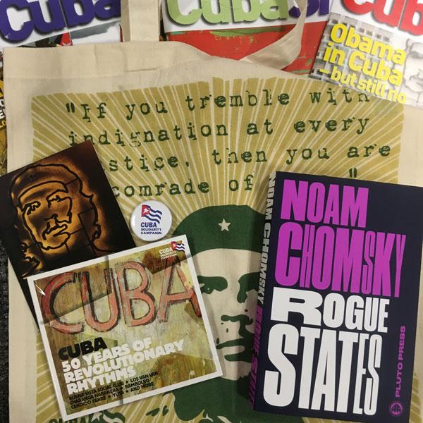Cuba Solidarity Campaign |